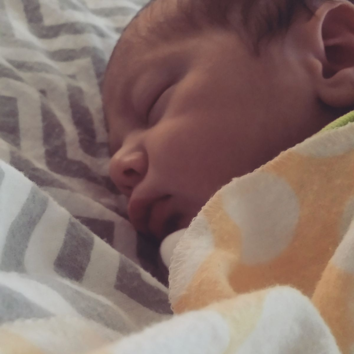 These are the precious & quiet moments. #GiGisBaby