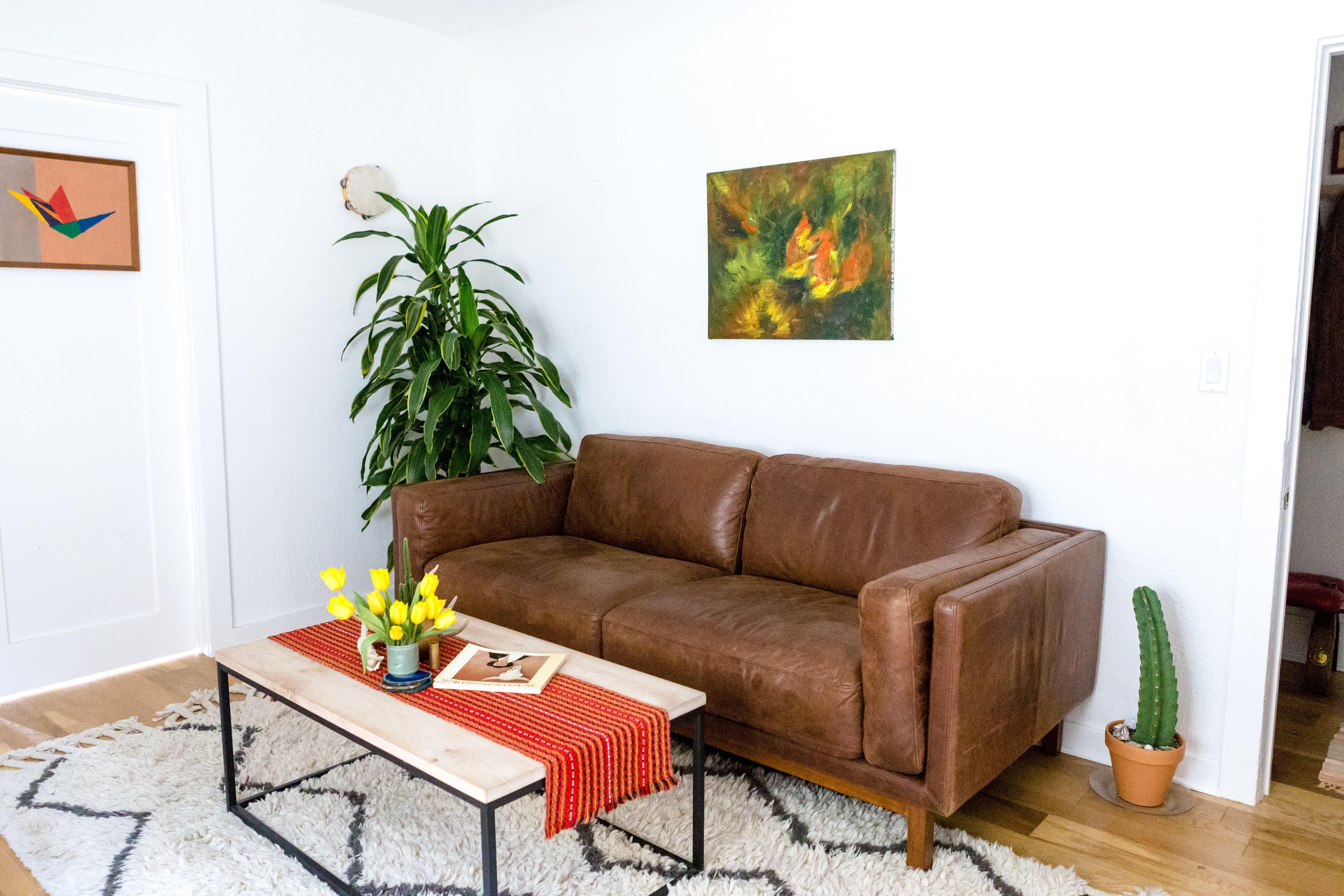 Room Classic Bohemian Meets 70s Minimalist