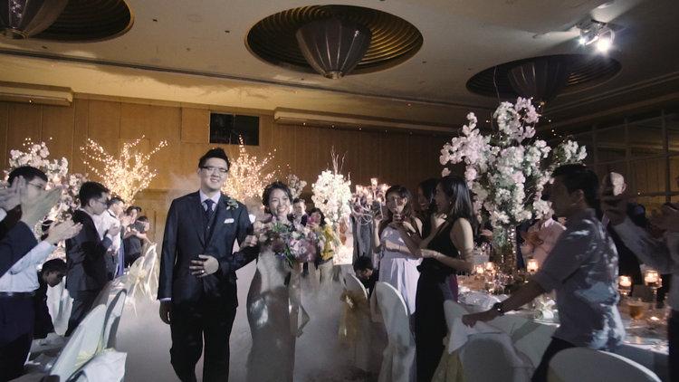 Erika And Mervyn The Ritz Carlton Millenia Singapore Freshfromkenneth Wedding Ceremony Location Wedding Video Ceremony Location