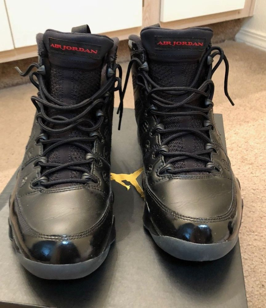 9974e8dc337 Air Jordan/ Air Jordan Retro/ Air Jordan 9 Retro Bred Patent Size 9.5 # fashion #clothing #shoes #accessories #mensshoes #athleticshoes (ebay link)