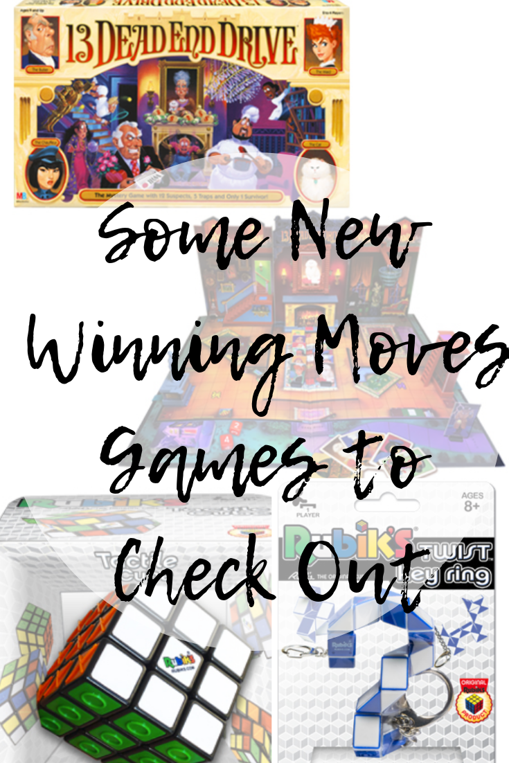 Some New Winning Moves Games To Check Out Giveaway Ends