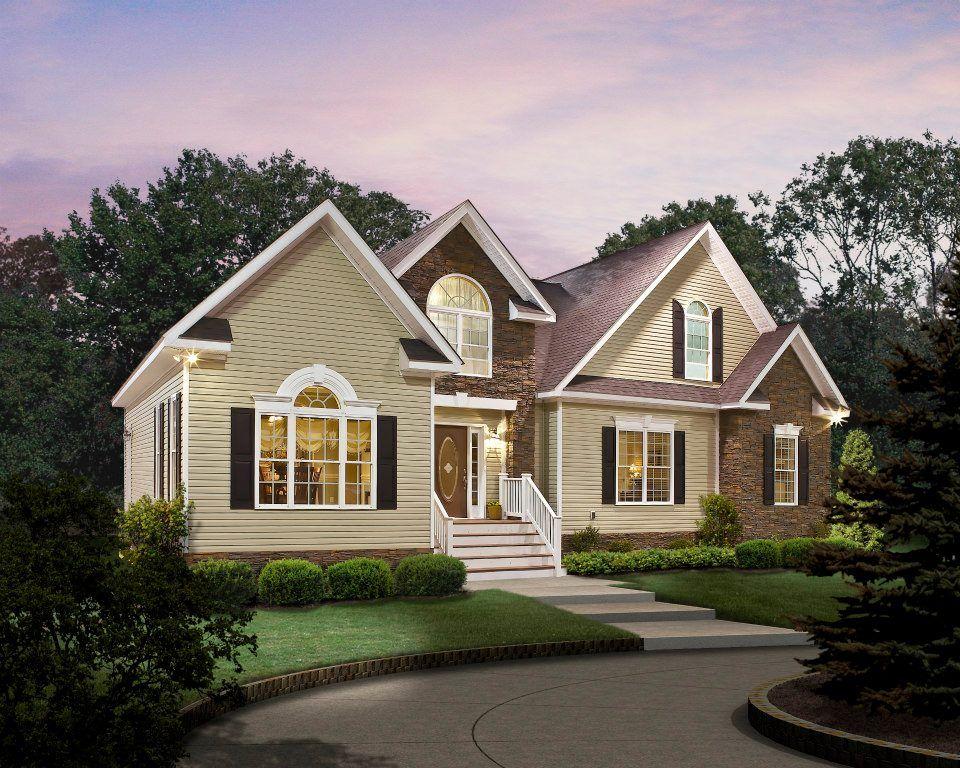 Modular Home Plan, Three bedroom house plan, Floor Plan