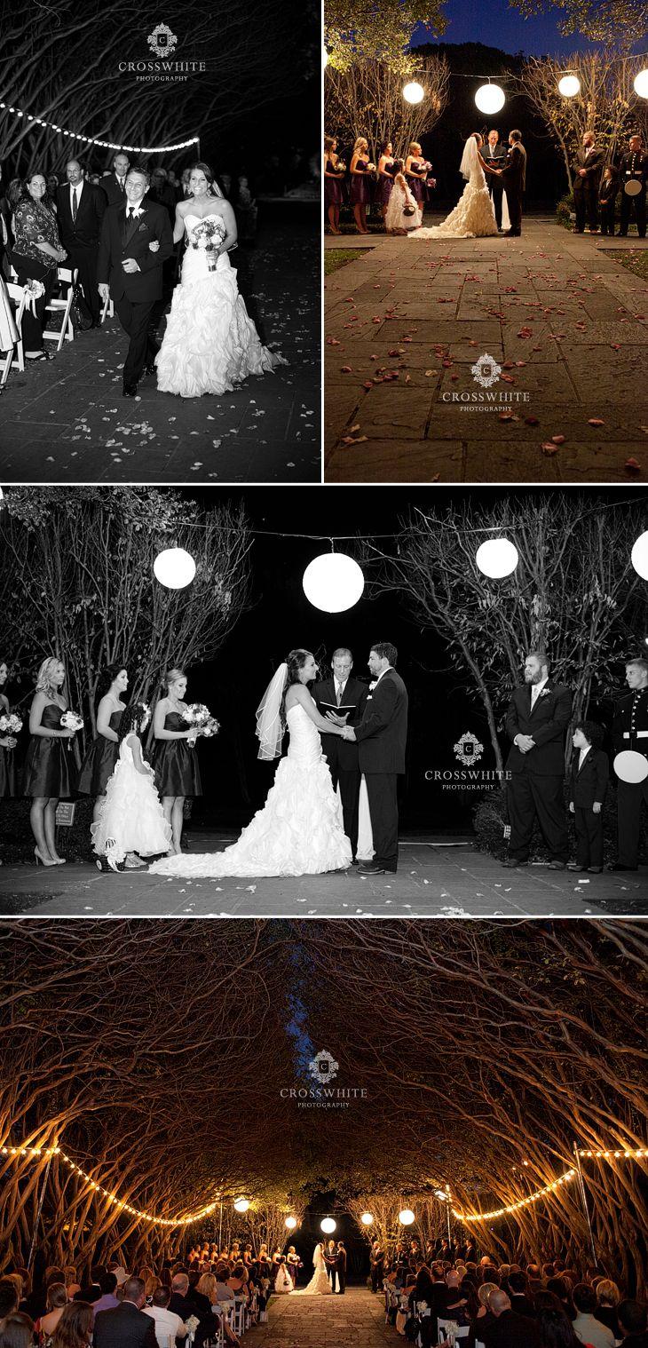 outdoor wedding venues dfw texas%0A jenna and david dallas arboretum wedding ceremony