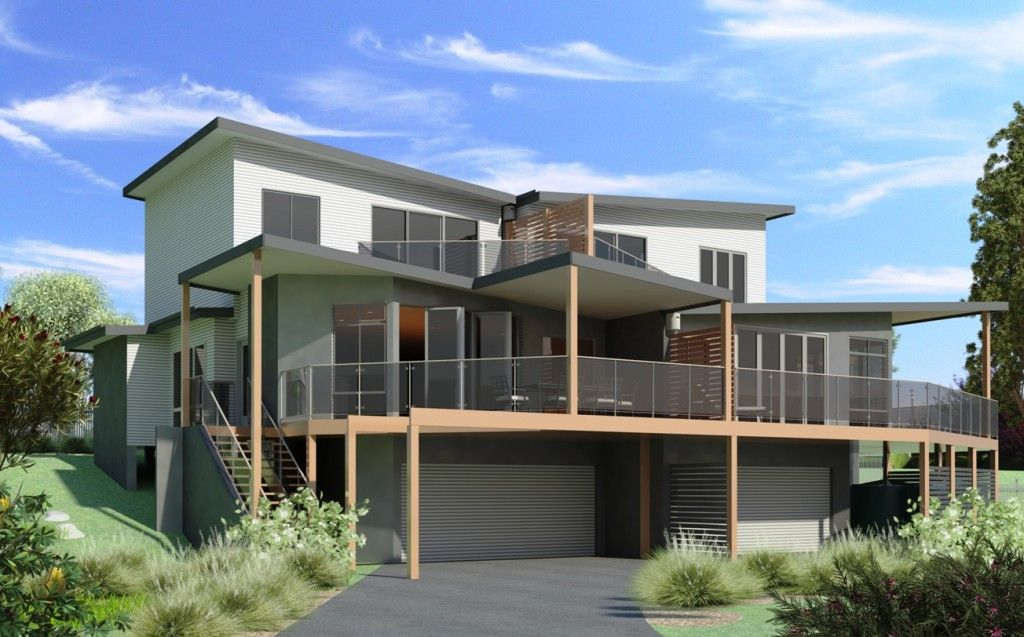 Approved South Head Dual Occupancy Dual Design