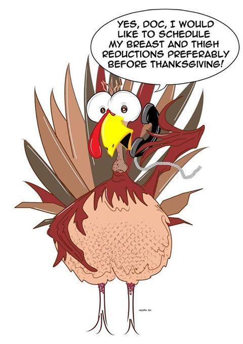 thanksgiving humor in bad taste