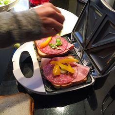 Rezepte für den Sandwichtoaster ✔ Sandwiches gesund und preisgünstig mit dem Sandwichtoaster selbst herstellen ✔ Schmackhafte Sandwiches ✔