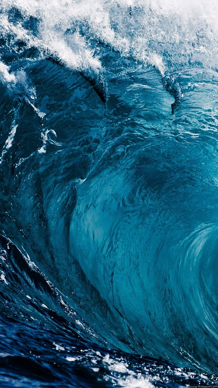 Blue Wallpaper Iphone Free Smartphone Wallpaper