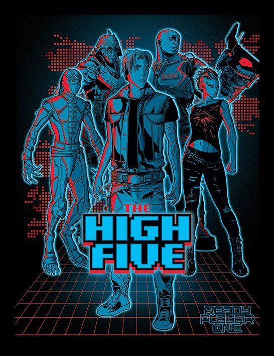 YASSS THE HIGH FIVE!!!...