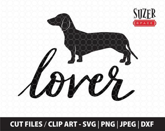 Download Dachshund Lover svg, weenie dog lover svg, doxie lover svg ...