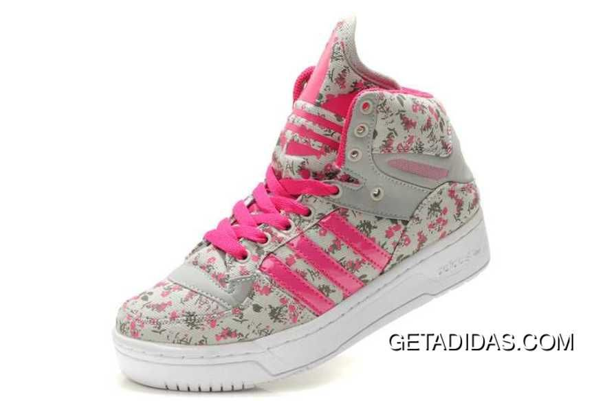 Pin by Virgilio Hodge on Adidas JS Metro Attitude Hi | Pink