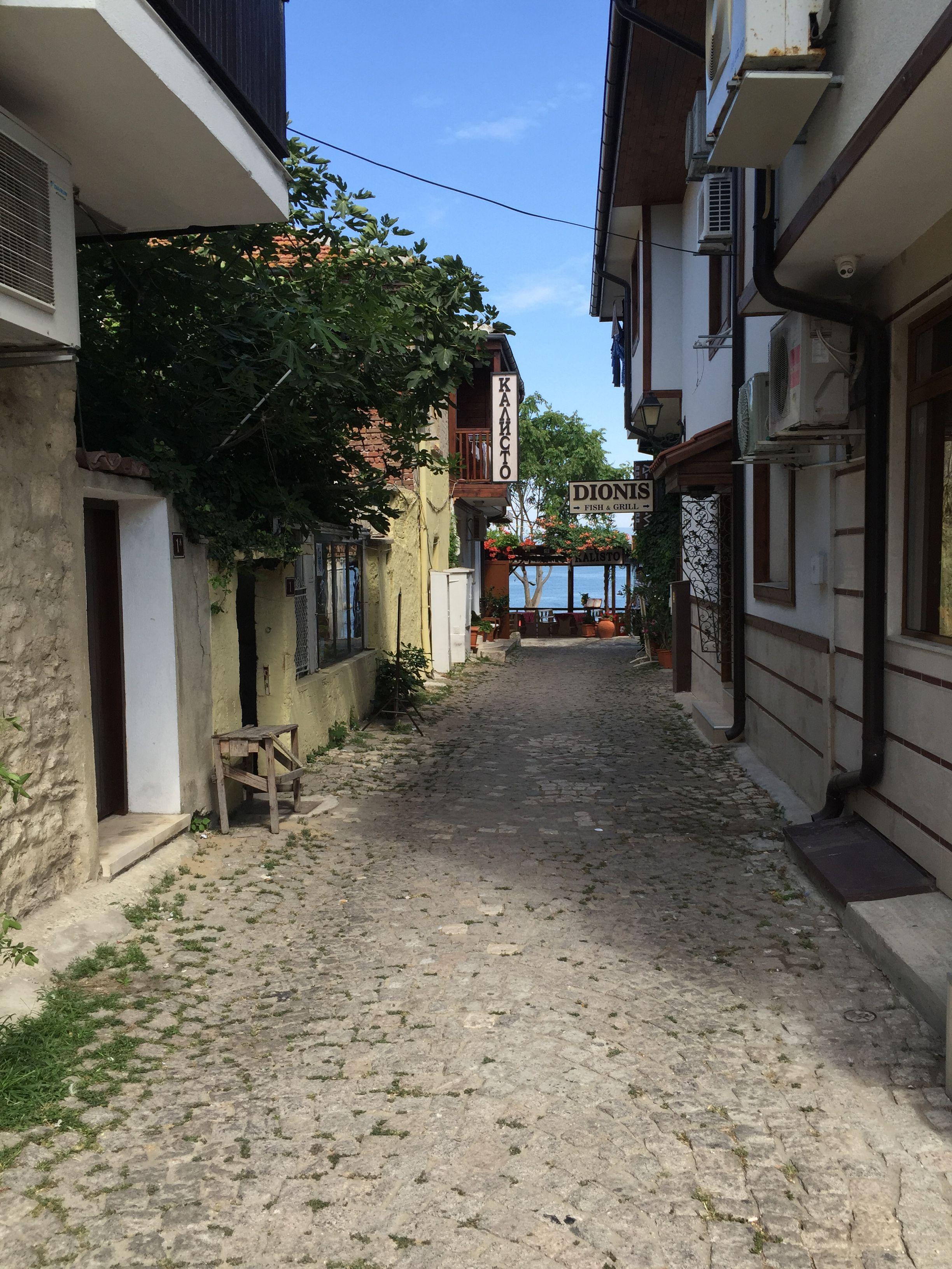 Nessebar. Burgas. Bulgaria