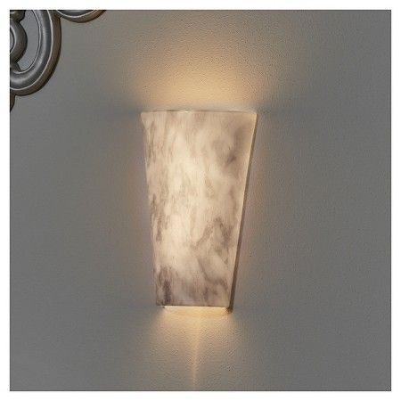 Vivid Stone High Gloss Sconce It S Exciting Lighting Target Battery Operated Wall Sconce Sconces Wall Sconces
