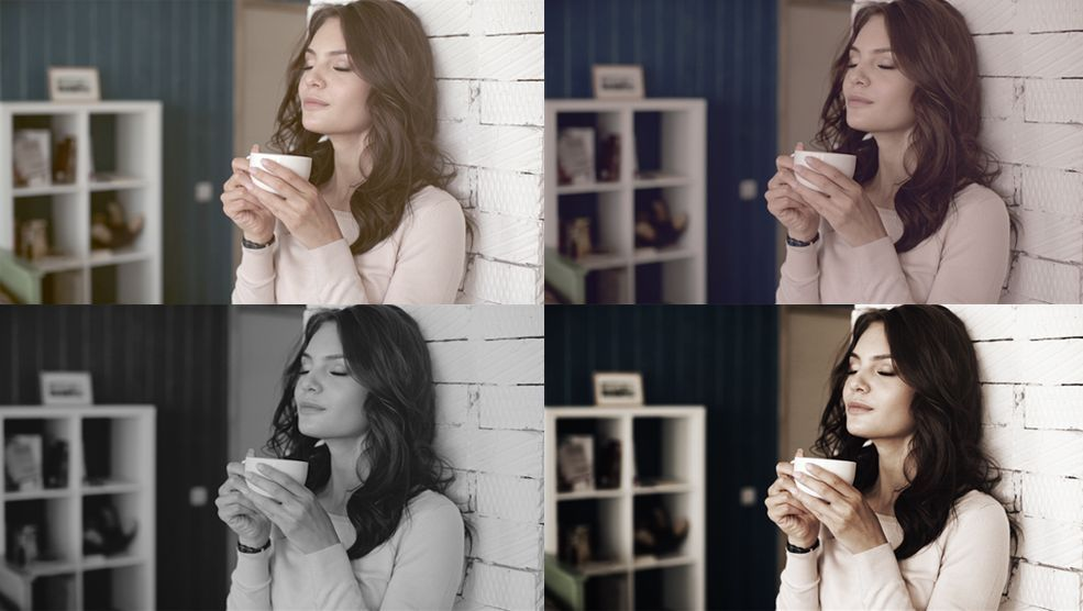 35 Free LUTs for Color Grading Videos | TOOLS | Color