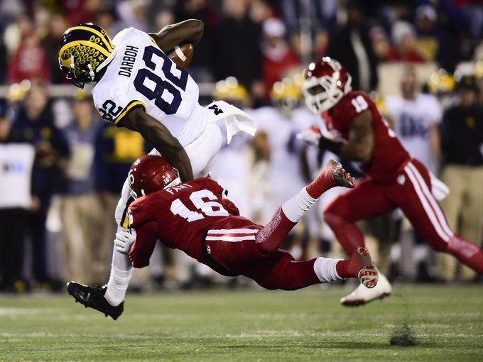 Detroit Free Press Wolverines Michigan Wolverines Football Wolverines Football University Of Michigan Wolverines