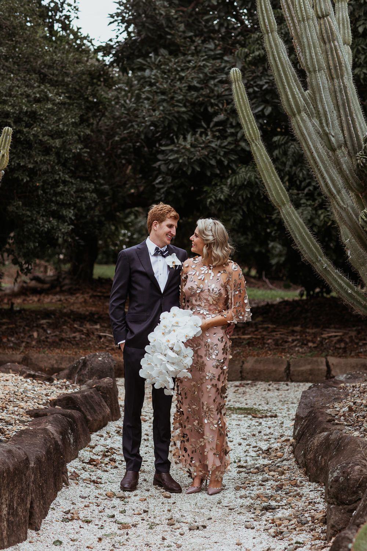 plantationhousewedding017 Garden party wedding