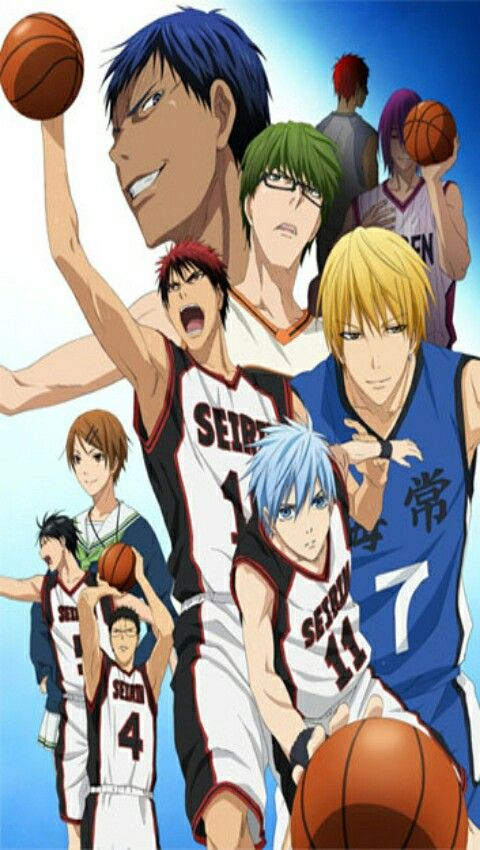 Pin By Neo Dex On Kuroko No Basket Wallpapers