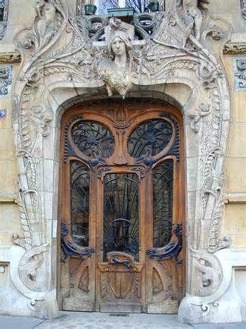 lviv art nouveau doors - Yahoo Image Search Results Art Nouveau