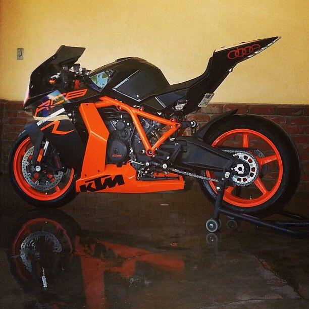 KTM RC8 … | bikes | Motor…