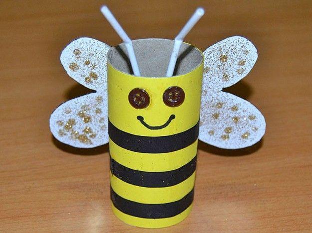 Manualidades Para Niños Ideas Fáciles Con Papel Toilet Paper Roll Crafts Crafts Paper Crafts