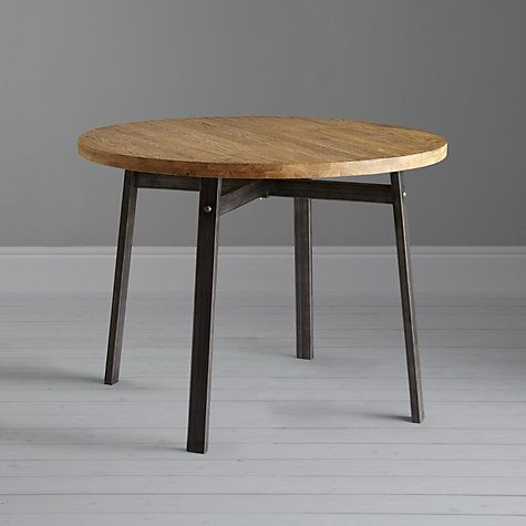 Buy John Lewis Calia Round Dining Table Online At Johnlewis