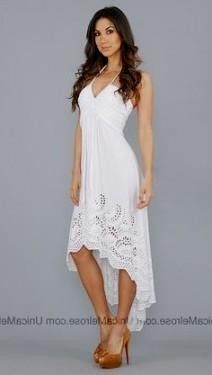 White Vow Renewal Tail Dress Google Search
