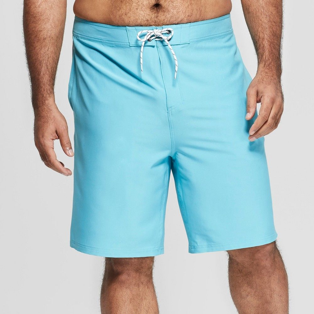 f77b73f12f Add a touch of classic style to your swim look with these men's Taped Board  Shorts