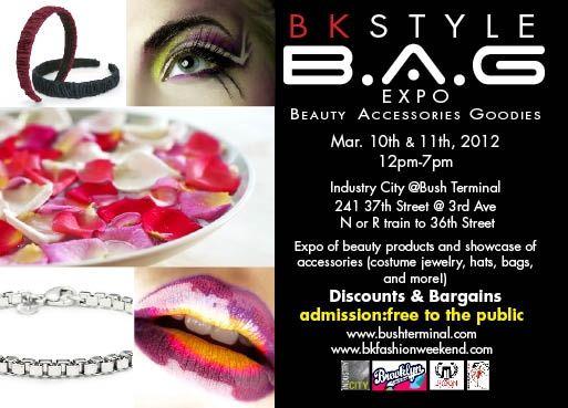 HouseofAntoinette1950 was showcased at BK Style BAG Expo