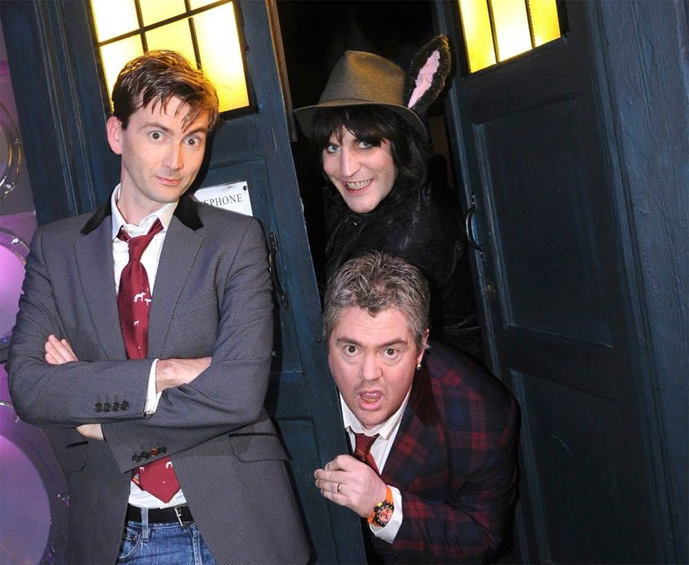Never Mind The Buzzcocks: Doctor Who special will be posted here tonight at 9pm (UK Time) in full.