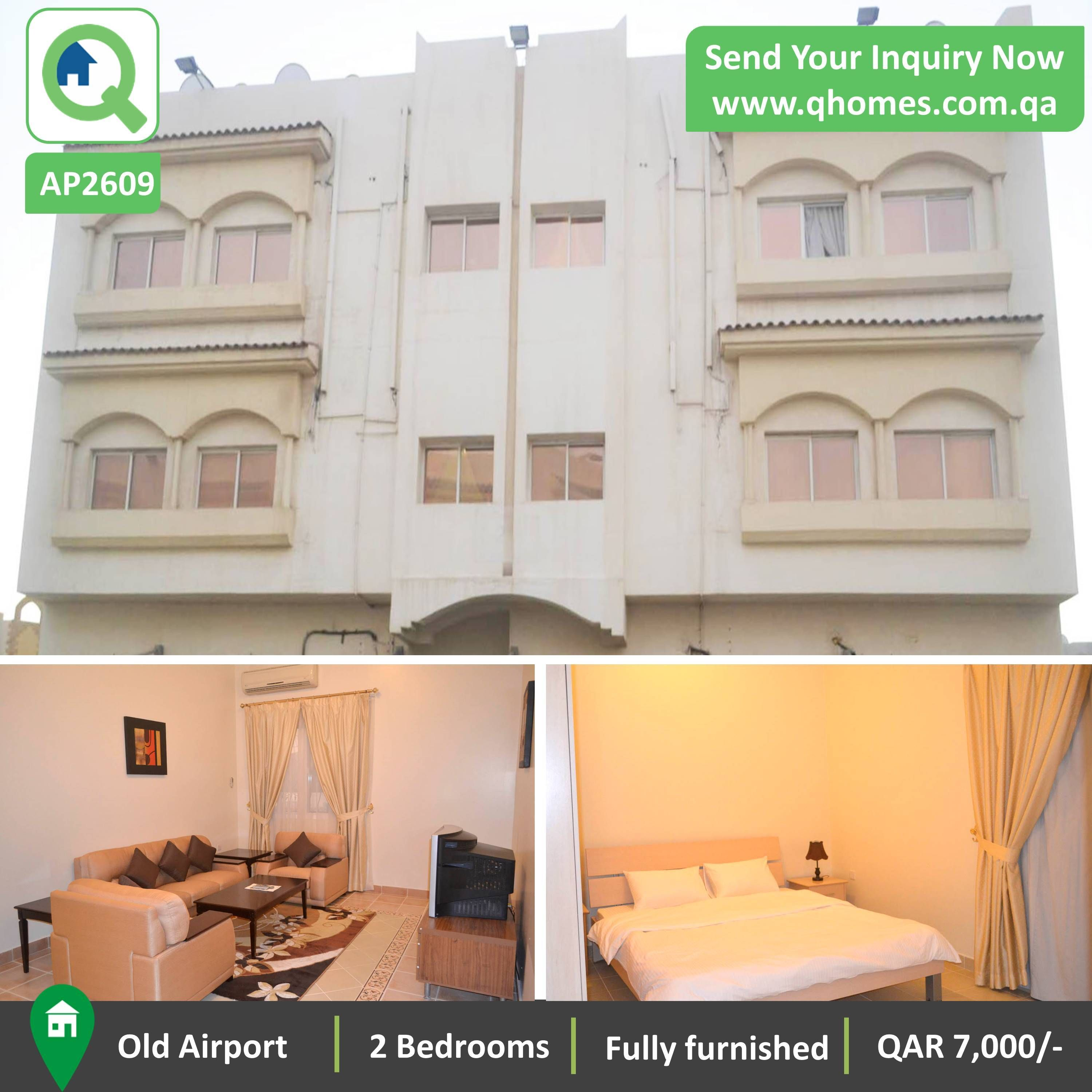 2 Bedroom Apartments For Rent Manhattan: Apartment For Rent In Qatar: Fully Furnished 2 Bedrooms