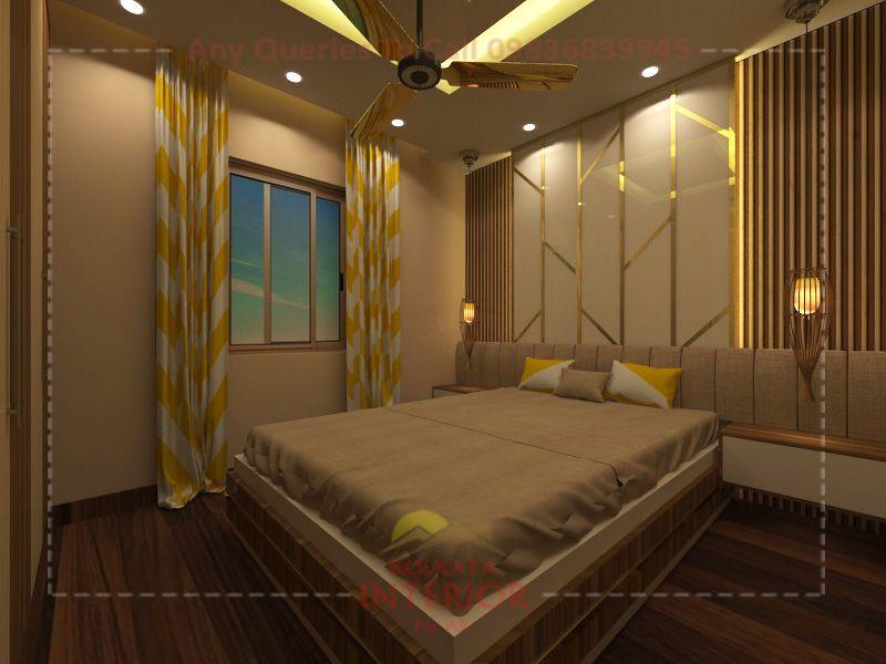 Best Interior Designer Kolkata 1 86 Lakhs Cost Bedroom Interior Design Decoration Ideas Kolkata Bedroom Interior Interior Design Luxurious Bedrooms