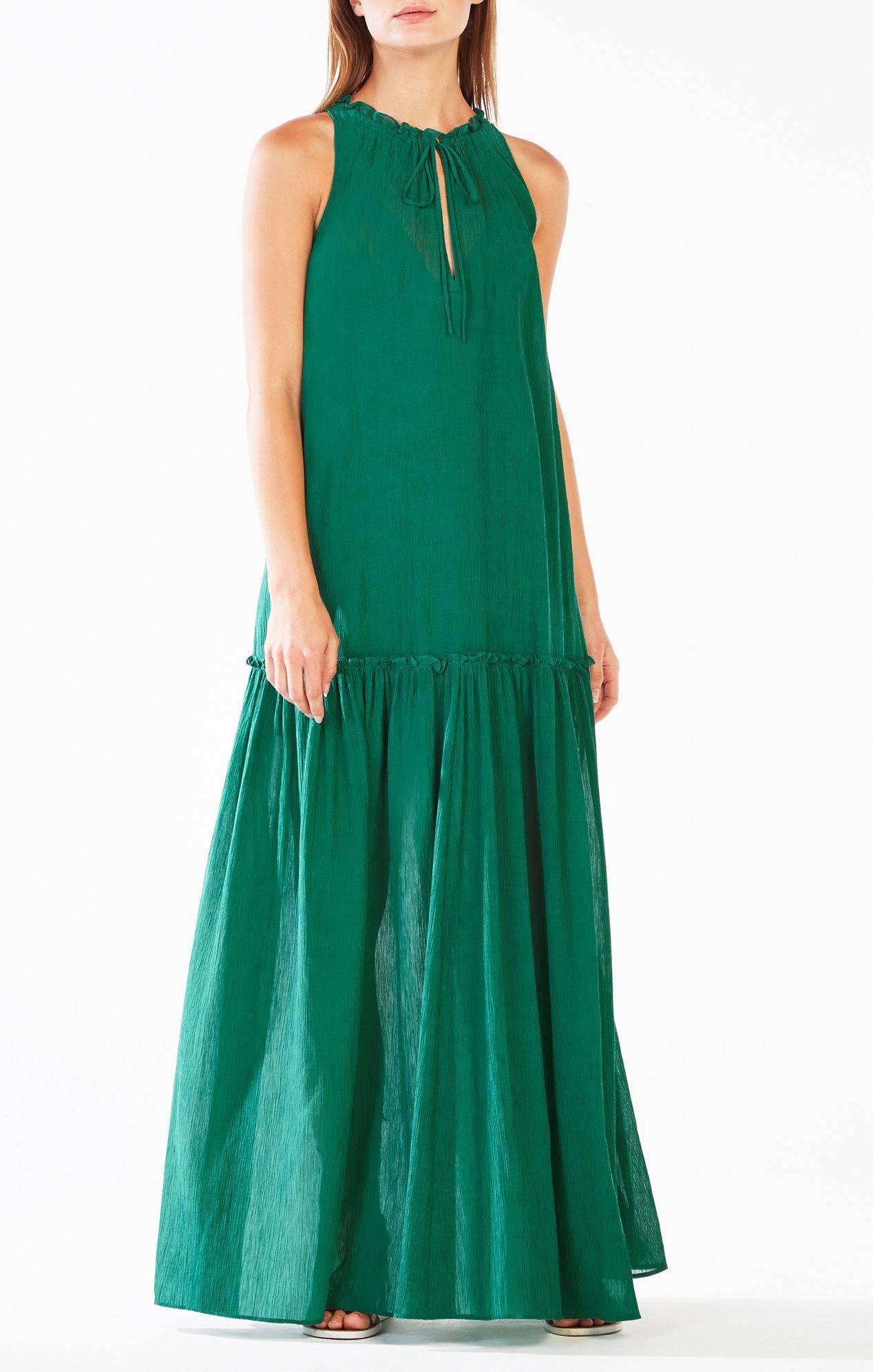 Galiana Drop Waist Maxi Dress Maxi Dress Dresses Anthropologie Evening Dress [ 1992 x 1268 Pixel ]