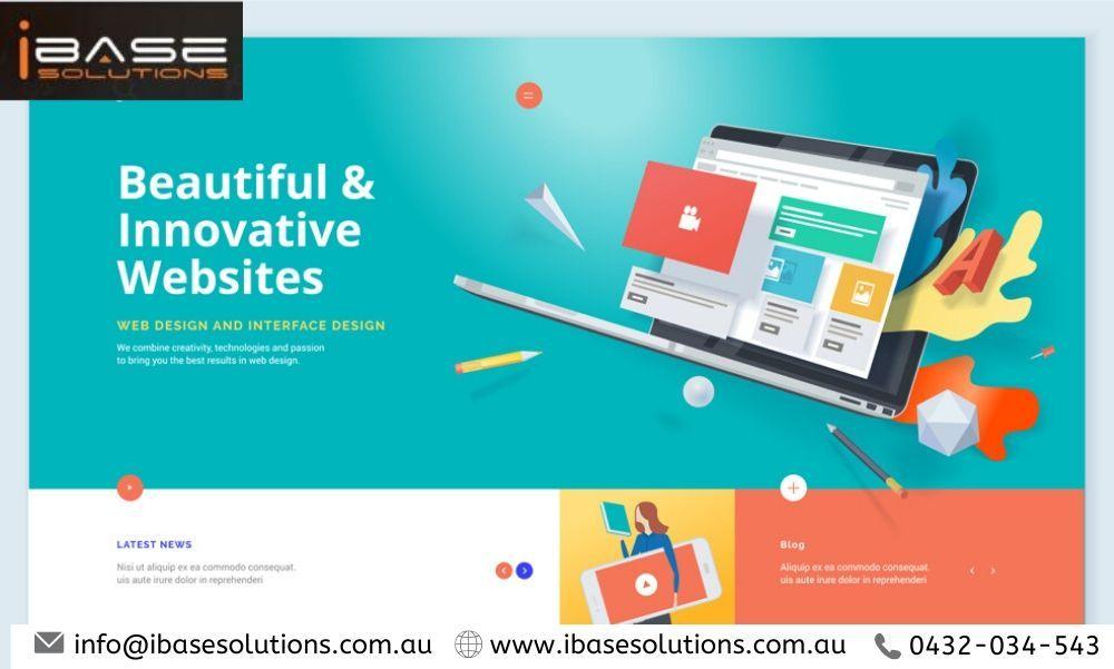 Website Design Agency Sydney Website Design Company Sydney Ibase Solutions Website Template Design Web Design Agency Website Design Company