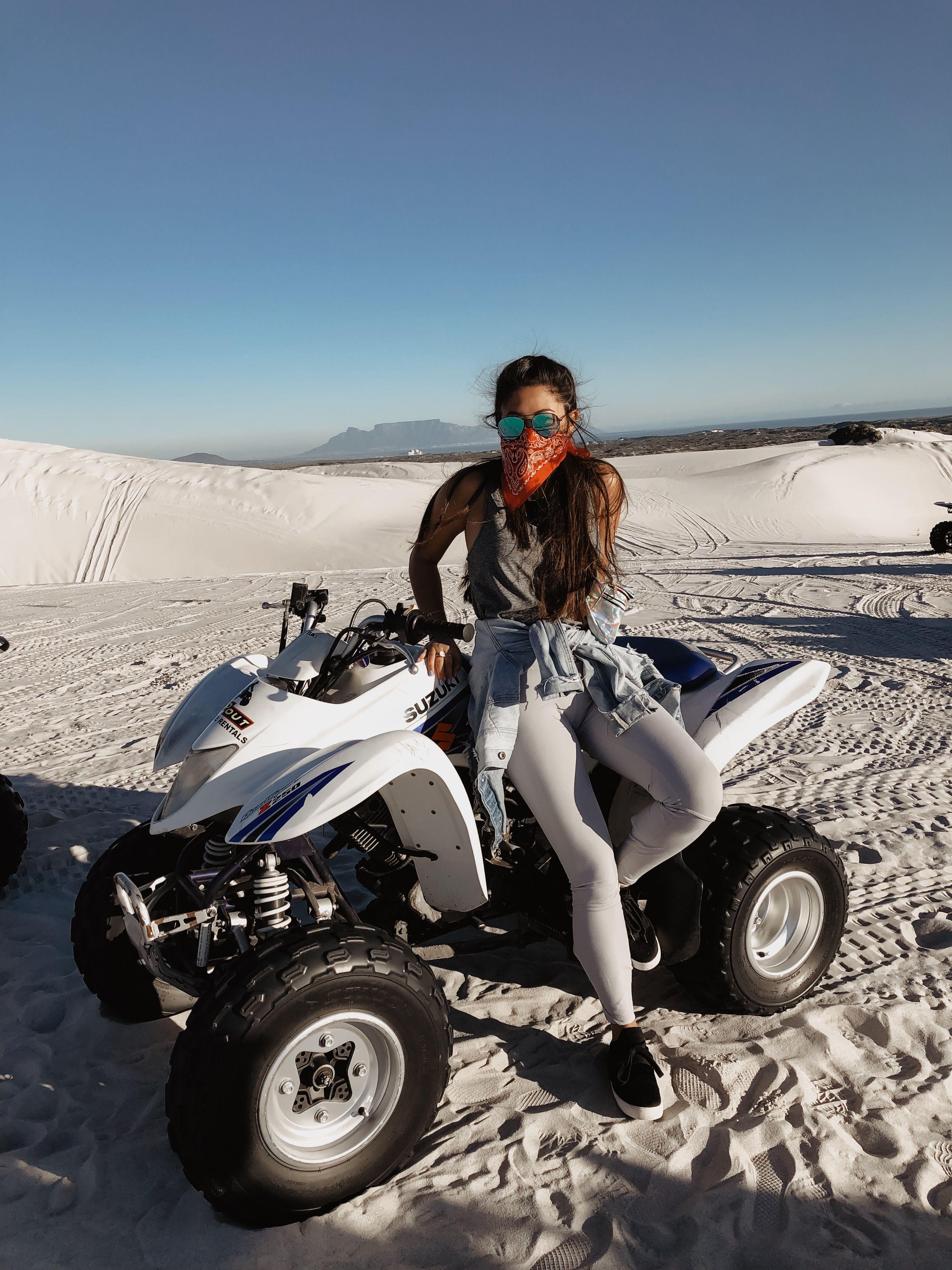 Sand Dunes Quad Biking Outfit 4 Wheeler Outdoor South Africa