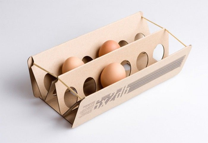 packaging ecológico para huevos | packaging ecológico | pinterest