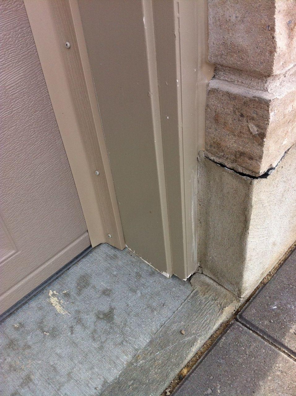 High Quality Wood Garage Door Frame