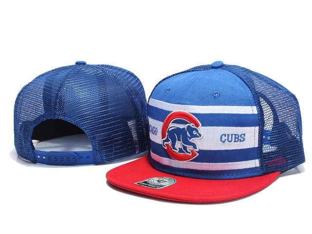 check out fbcae 4e121 ... best price new era mlb chicago cubs snapback hats caps mesh 47 brand  3303 only 8.90