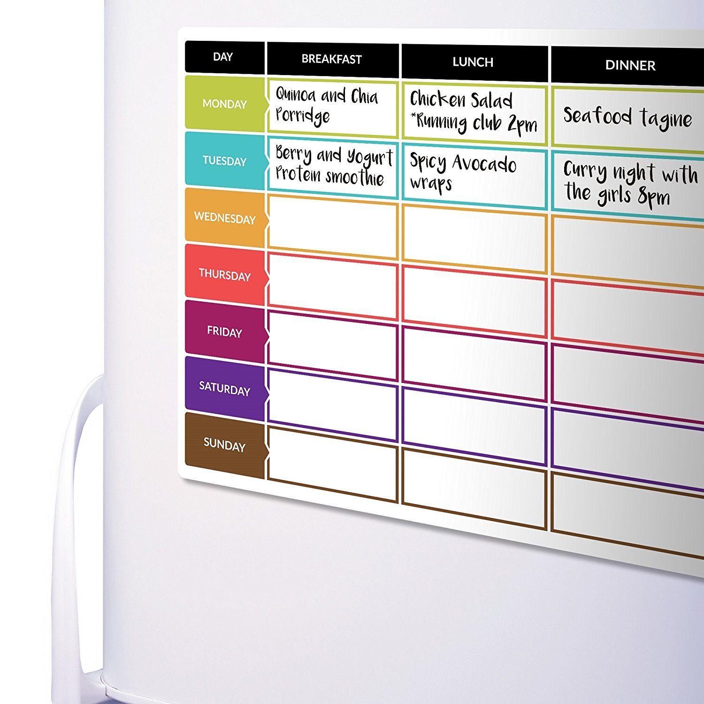 Kitchen Whiteboard Design Software Mac Ckb Ltd Meal Diet Planner Food Prep Nutrition Fitness