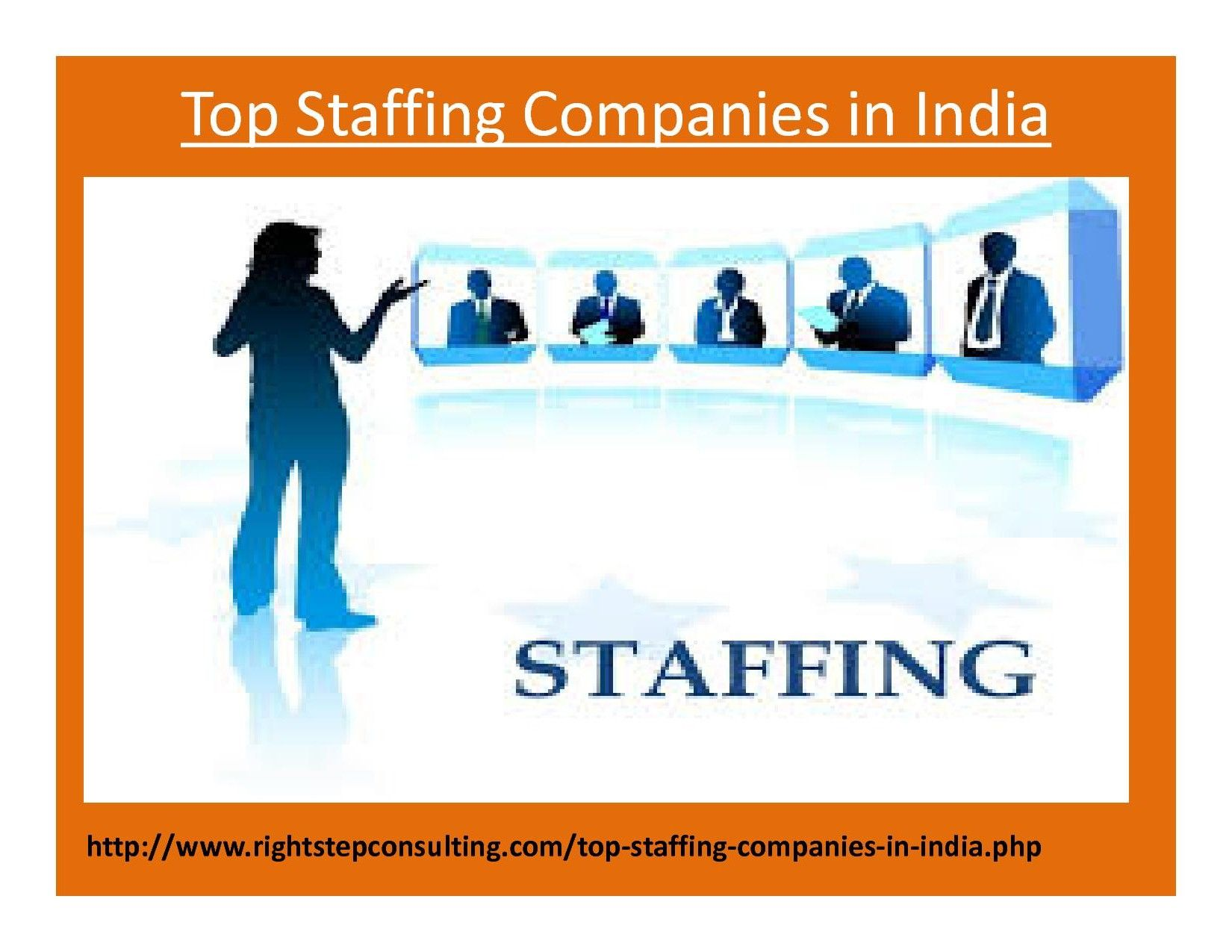Top Staffing Companies In India Staffing Company Company Staffing