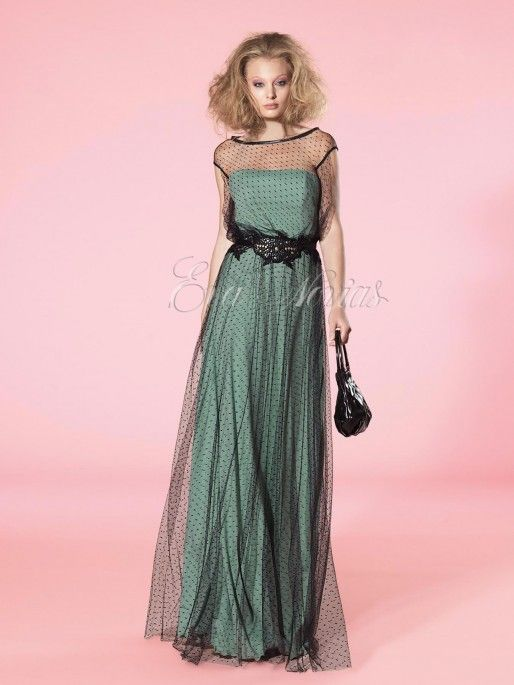 Vestido de Fiesta Inmaculada Garcia Modelo CH1004 #vestidodefiesta ...