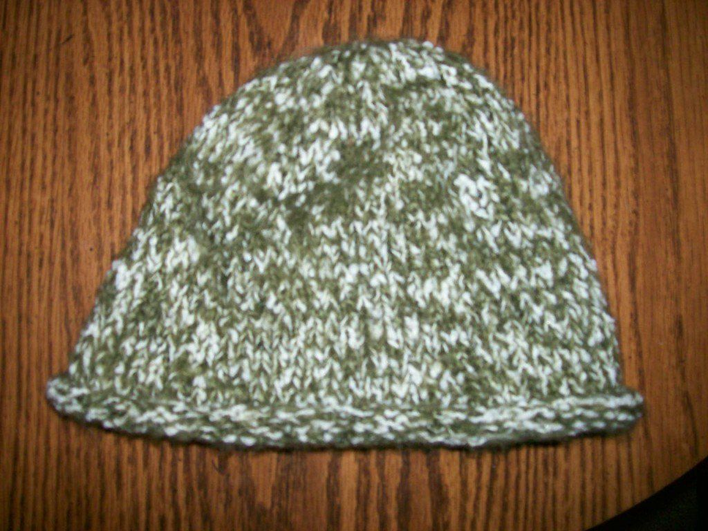 How to knit a hat using straight needles a beginners guide art beginner instructions for knitting a hat with straight needles bankloansurffo Gallery
