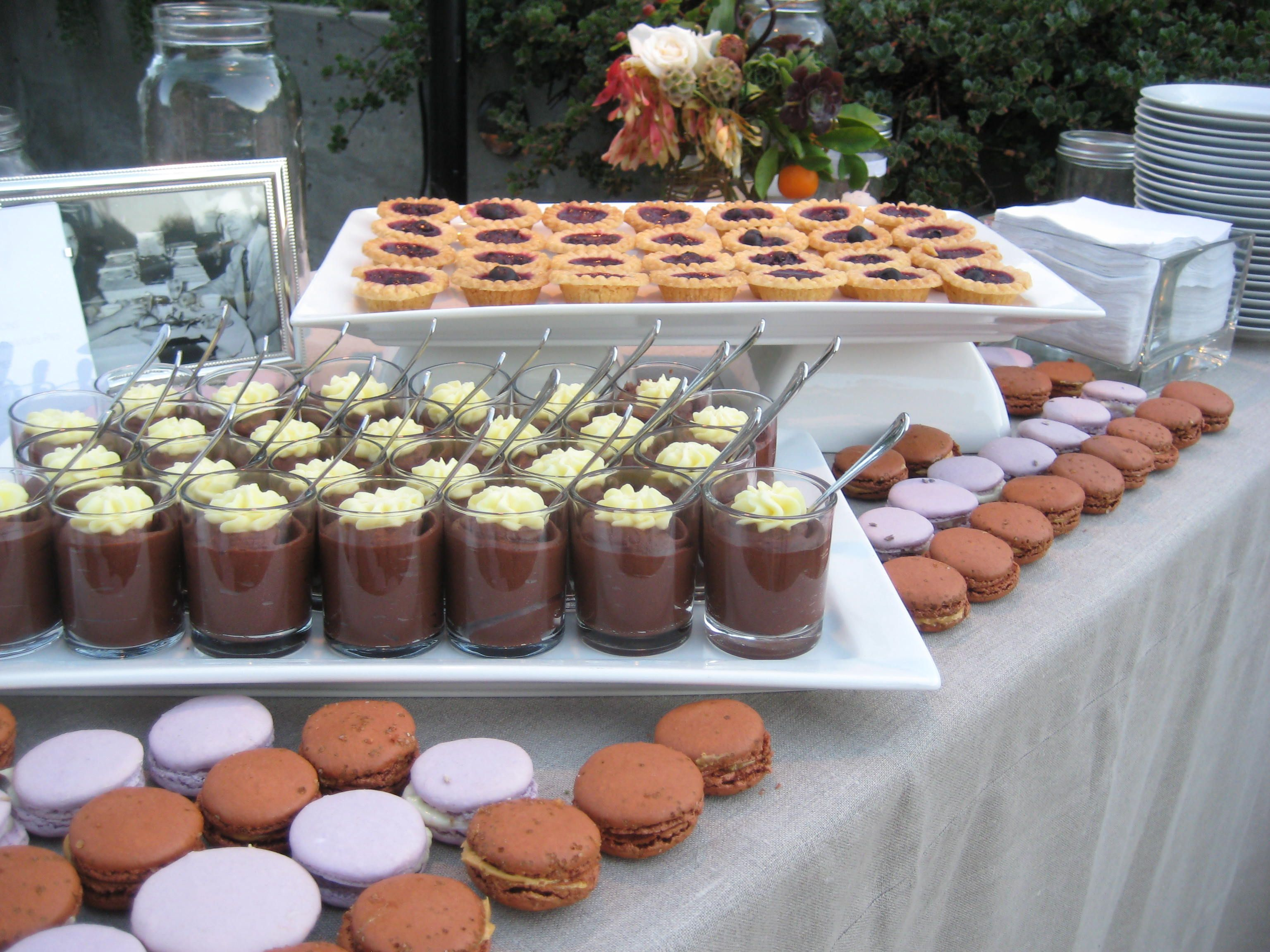 Chocolate Mousse Miraglia Catering General Pinterest