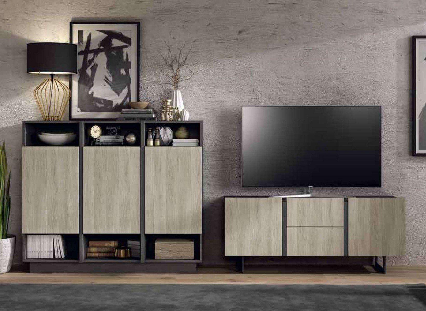 Mueble comedor moderno nature diseño 315-04   Mobles Sedaví ...