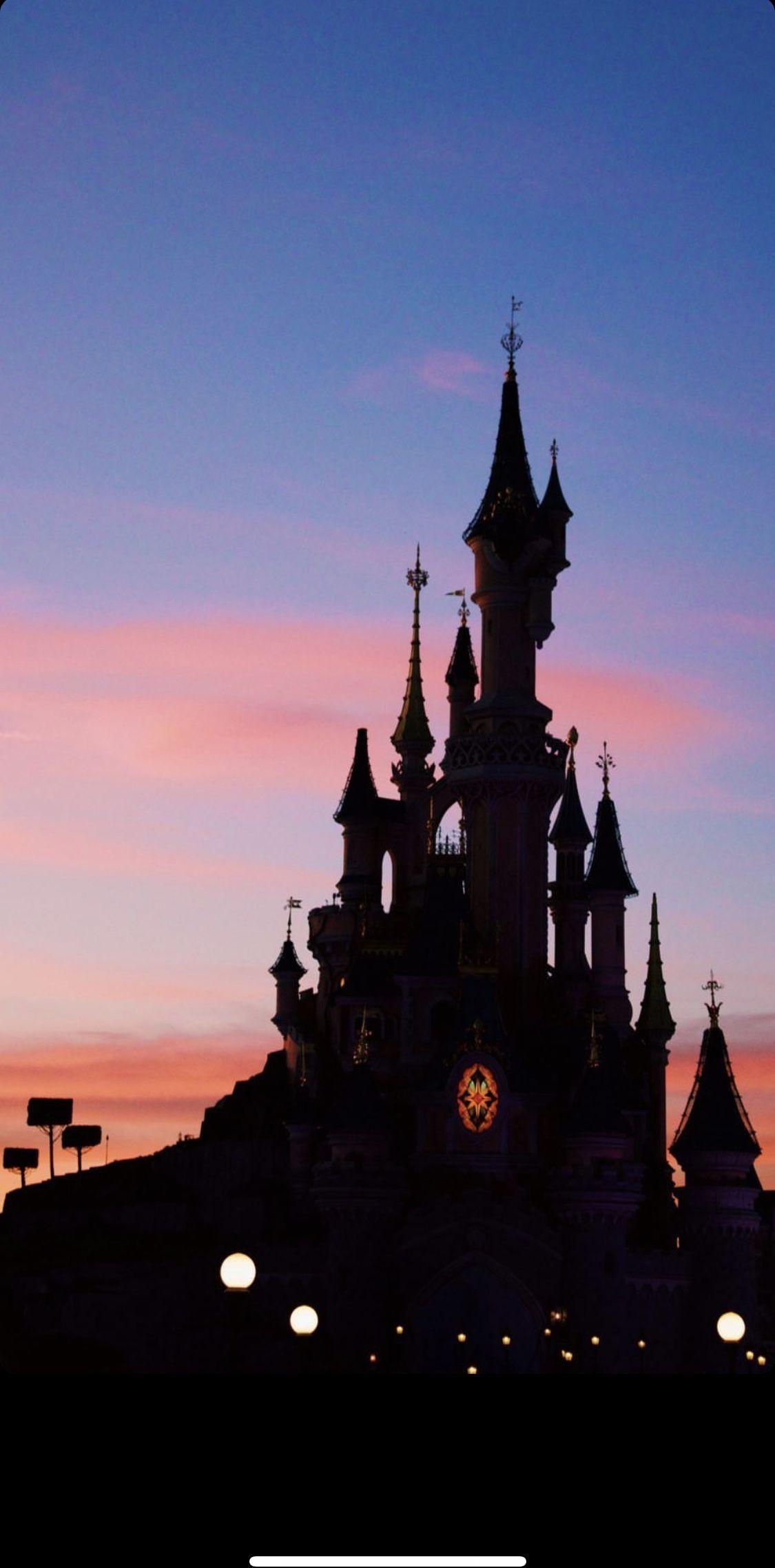 Taken by Allison Schaper Disneyland paris, Paris