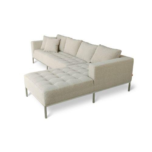 Gus Modern Carter Sectional Sofa Modern Sofa Sectional Modern Sectional Sectional Sofa