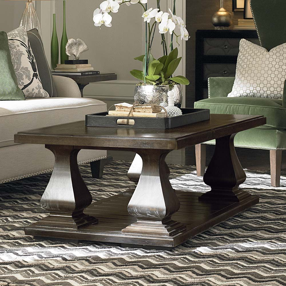 Emporium Rectangular Cocktail Table Coffee Table Rectangular Coffee Table Living Room End Tables [ 1000 x 1000 Pixel ]