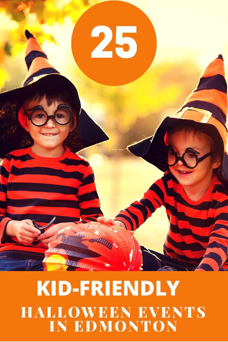 25 kidfriendly Halloween events in Edmonton 2017 Halloween