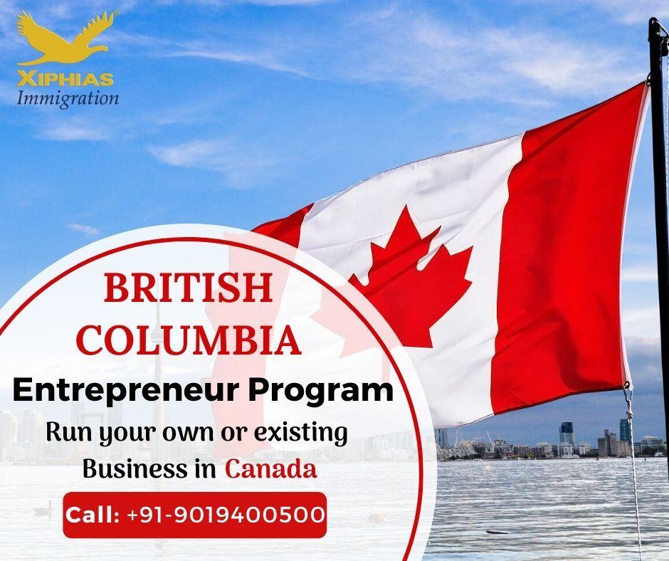 British Columbia Entrepreneur Program Encourages Foreign