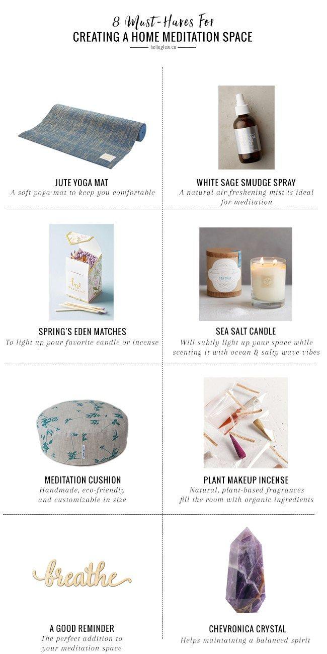 How To Create A Home Meditation E
