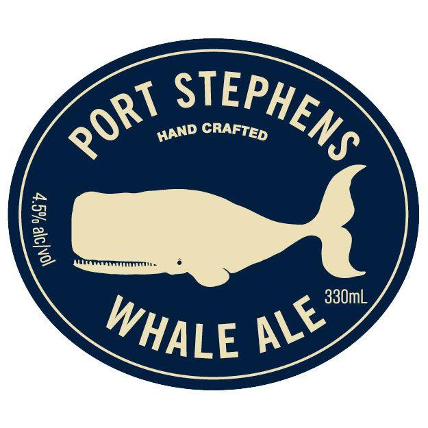 Port Stephens Whale Ale