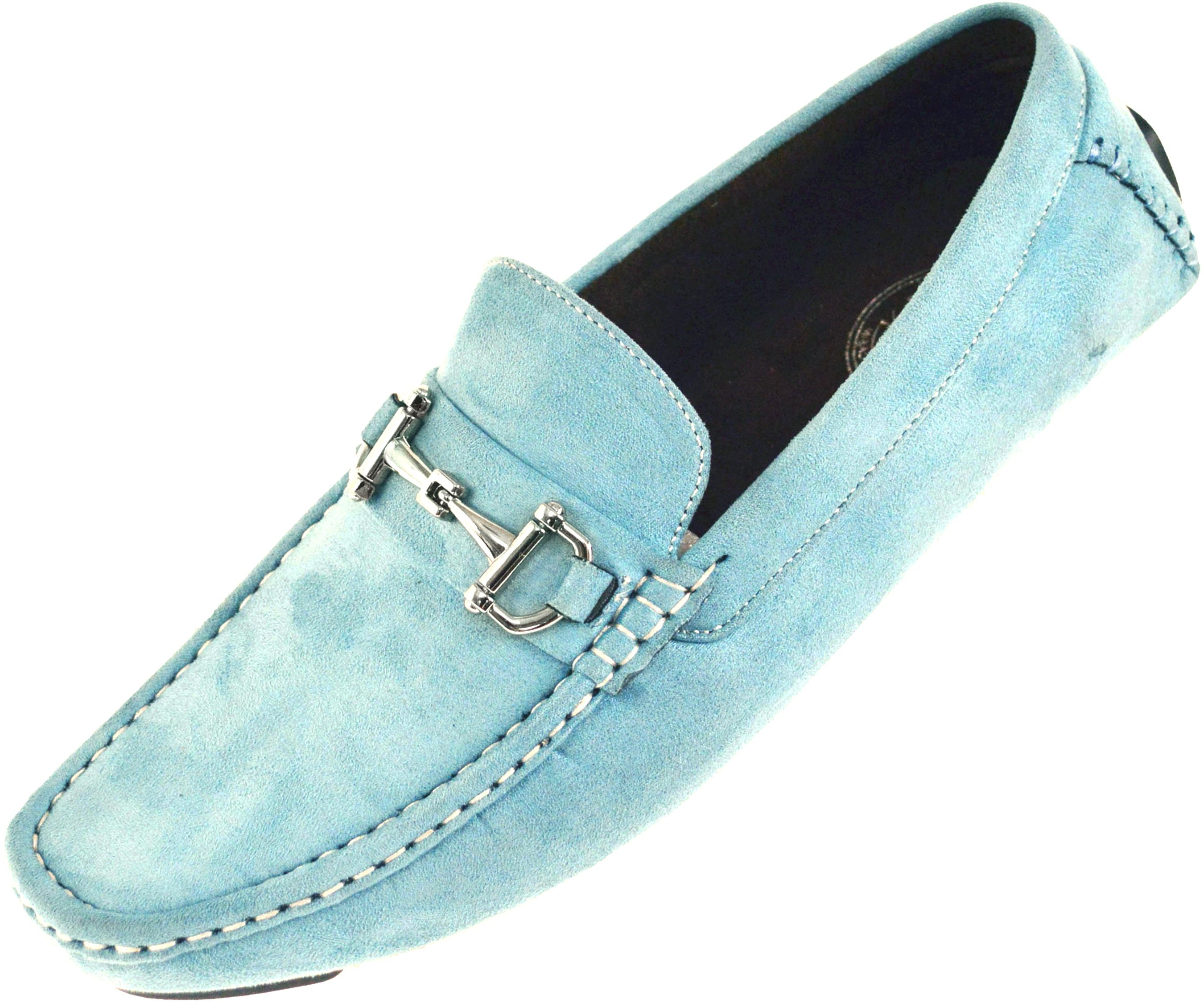 Amali Mens Casual Shoe Driving Moccasin